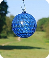 Blue Friendship Hanging Ball
