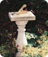 Small Bedford Sundial