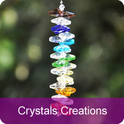 Christmas Crystals