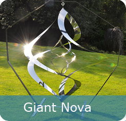 Garden Ornaments - Crystal Nova